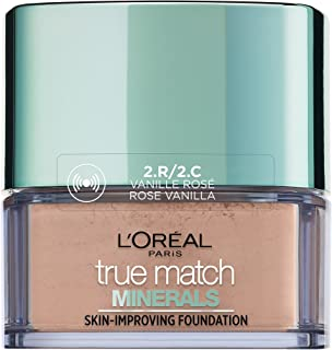L'Oréal Paris True Match Mineral Foundation 2.C Vanilla
