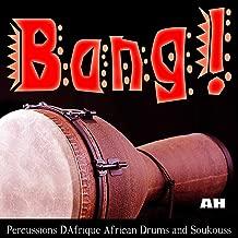 Percussions D'afrique: African Drums and Soukouss