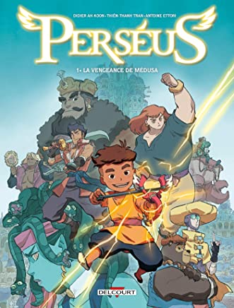 Perséus, Tome 1 : La vengean de Médusa
