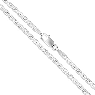 Best 100 silver chain Reviews