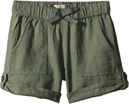 Care Free Spirit Shorts (Toddler/Little Kids/Big Kids)