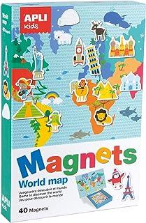 10 Mejor Mapamundi Magnetico Infantil de 2020 – Mejor valorados y revisados
