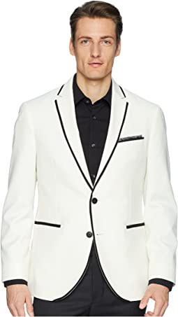 White Evening Jacket