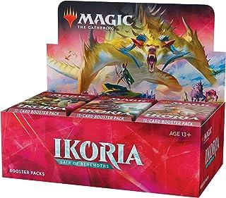 Magic The Gathering Ikoria Terra de Colossos Draft Booster Display, Português BR, Caixa 10 Unidades