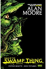 Saga of the Swamp Thing: Book One (English Edition) Format Kindle