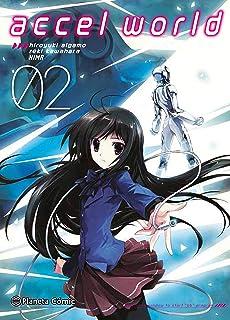 Accel World nº 02/08 (manga) (Manga Shonen)