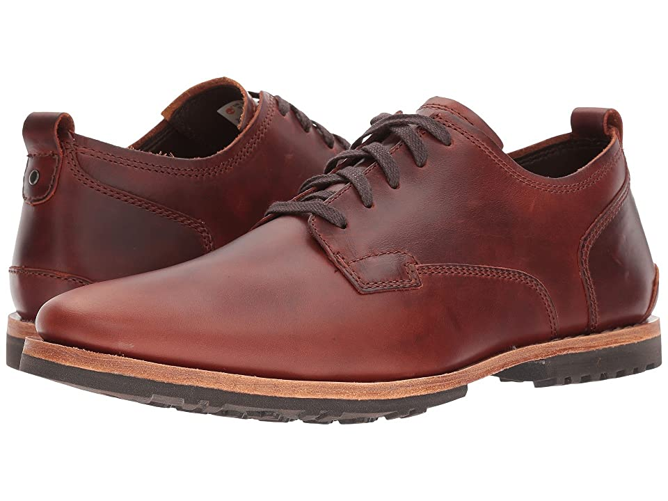 Timberland Boot Company Bardstown Plain Toe Oxford (Tan Milled Dyed Cavelier) Men