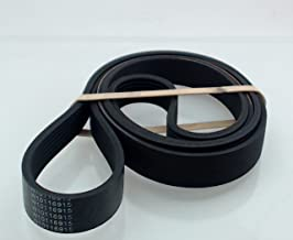 whirlpool washing machine belt price