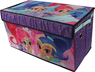 Nickelodeon Shimmer and Shine Collapsible Storage Trunk