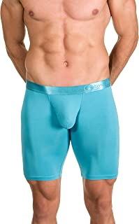 Obviously Spectra 2.0 Collection - AnatoFREE Boxer Brief 9 inch Leg