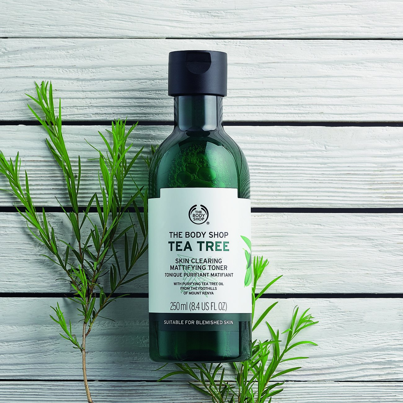 tea tree for skin