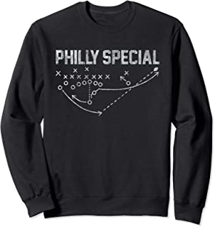 Philly Special Distressed Sweatshirt