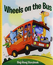 Wheels on the Bus - Sing-Along Storybook - PI Kids
