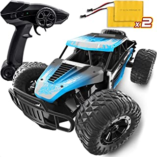 remote control cars battery