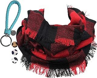 Best dark plaid scarf Reviews