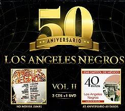Angeles Negros (50 Aniversario 3CDs 1 DVD) Univ-311628