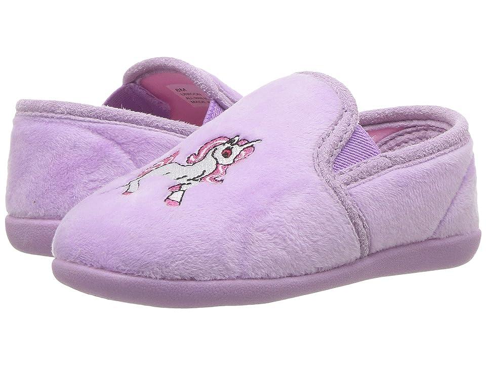 Foamtreads Kids Unicorn (Toddler/Little Kid) (Lilac) Girl