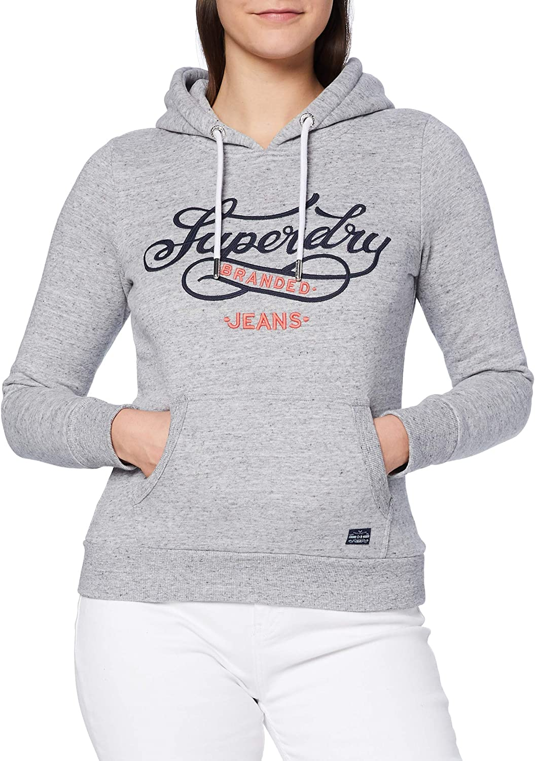 Superdry Reworked Classic Applique Hoodie