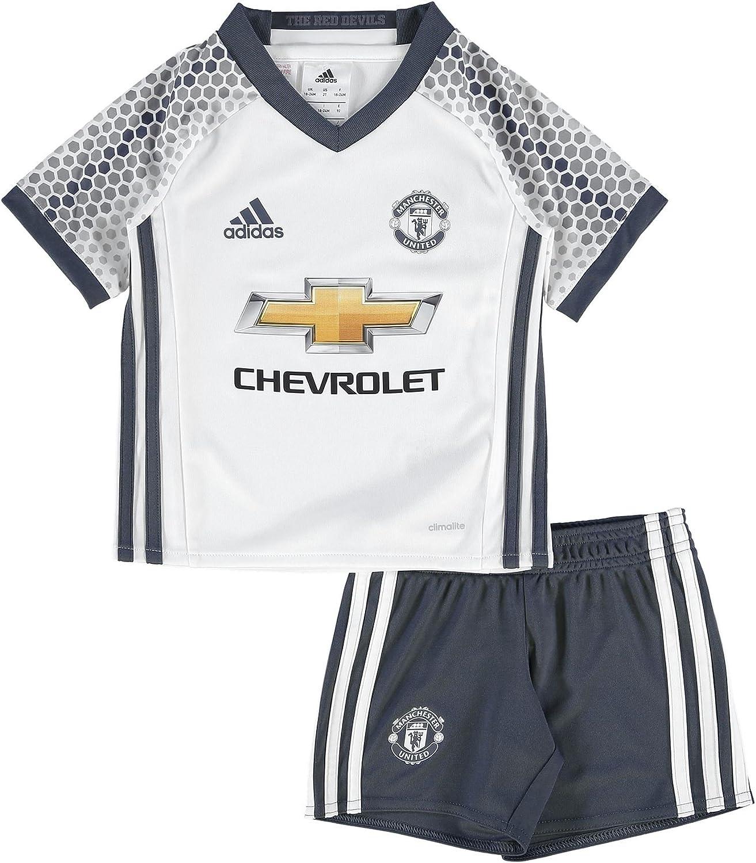 38f961a39 2016-2017 Man Man Man Utd Adidas Third Little Boys Mini Kit B01I1SGJA2  Angenehmes Aussehen b083e2