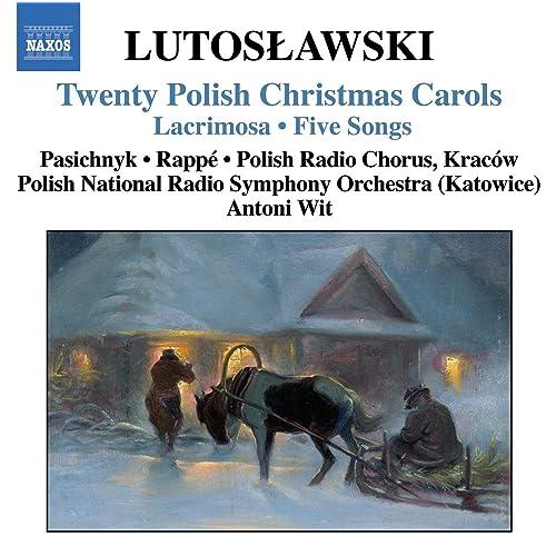 Two christmas carols from poland ralph paulsen-bahnsen   sheet.