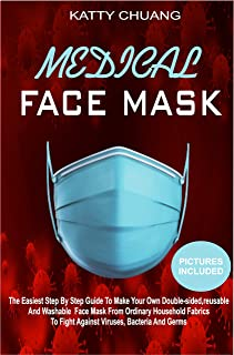MEDICAL FACE MASK: The Easiest Step By Step Guide To Make