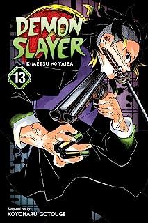Demon Slayer 13: Kimetsu No Yaiba: Transitions