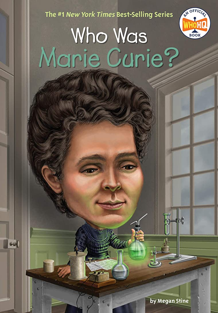 もう一度教養がある本体Who Was Marie Curie? (Who Was?) (English Edition)