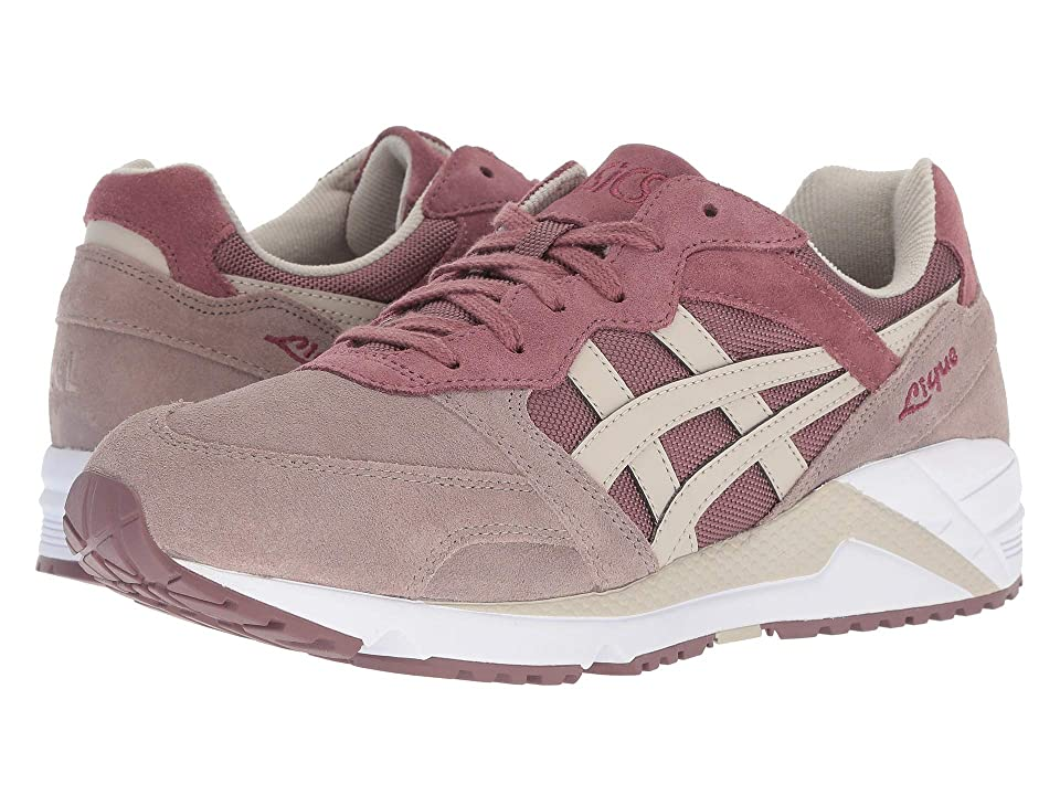 Onitsuka Tiger by Asics Gel-Lique (Rose Taupe Feather Grey) Athletic Shoes e628259d338e3