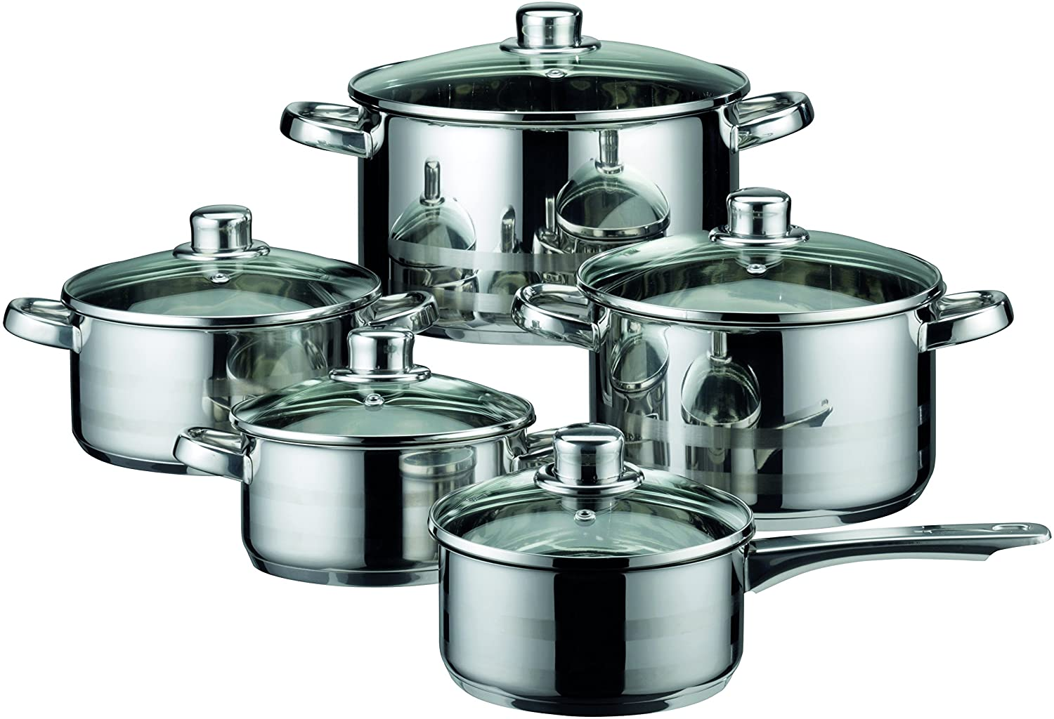 Top 10 Best Signature Cookware For Gas Stove [ Buying Guide -2021] 9
