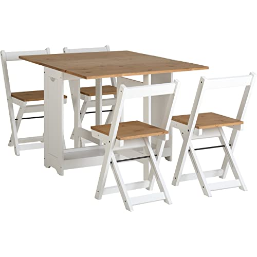 Astonishing Drop Leaf Tables And Chairs Amazon Co Uk Onthecornerstone Fun Painted Chair Ideas Images Onthecornerstoneorg