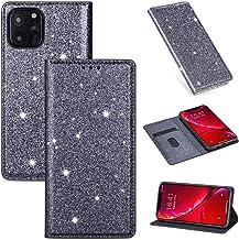 TWBOCV Funda iPhone 12 Mini 5.4 Cartera Funda para Tarjetero Funda de Cuero PU Funda Protectora para teléfono con Tapa mag...