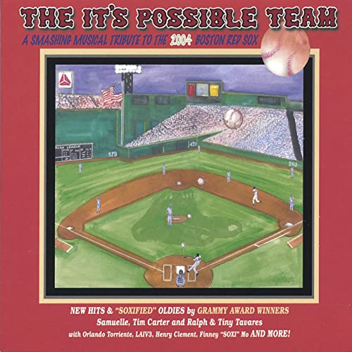 The Its Possible Team by Samuelle & Grammy Pros - Red Sox Songs Ralph & Tiny Tavares on Amazon Music - Amazon.com