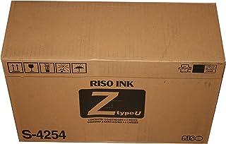 Best 10 Riso Brand S-4254 Z Type Black Ink Tubes, For Risograph RZ/EZ / MZ Series Duplicators Review