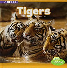 Tigers: A 4D Book (Mammals In the Wild)