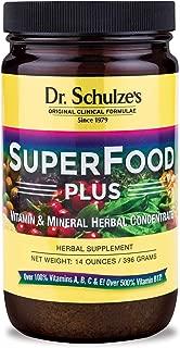 Best dr. schulze superfood plus Reviews