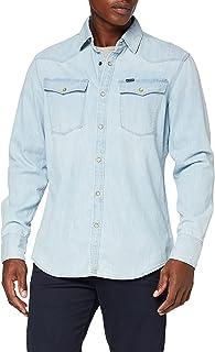 G-Star RAW Mens 3301 Slim Shirt