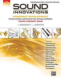 Sound Innovations for Concert Band: Ensemble Development for Young Concert Band - Chorales and Warm-Ups