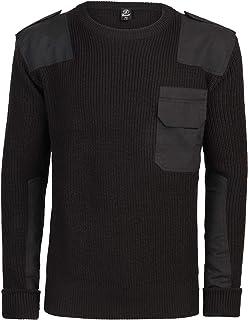 Brandit BW-Pullover Maglione Uomo