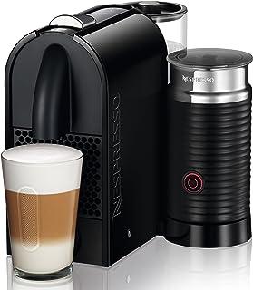 De'Longhi EN 210.BAE - Cafetera monodosis, 19 bares, máquina táctil, depósito modular, color negro