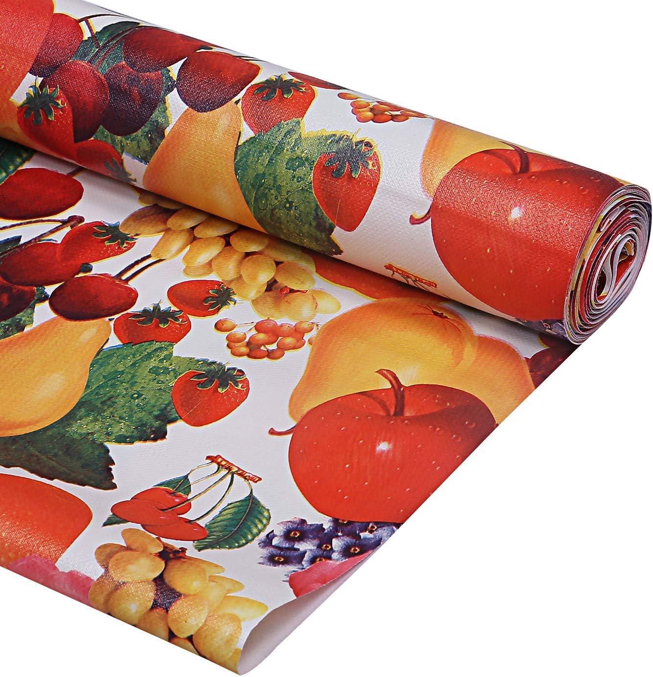 Kuber Quality inspection Industries Flower Design Ranking TOP10 PVC Drawer Kitchen Wardrobe Cupbo