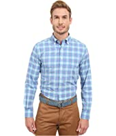 Vineyard Vines - Blanchard Beach Plaid Performance Slim Murray Shirt