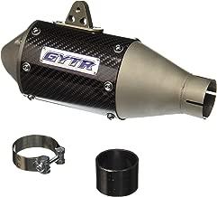 Yamaha GYT-2C093-01-CF GYTR Carbon Fiber Oval Exhaust Slip-on for Yamaha YZF-R6