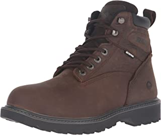 Men's Floorhand 6 Inch Waterproof Soft Toe Work Shoe