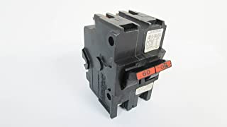 1- FEDERAL PACIFIC NA260 FPE 60 AMP, 2 POLE REGULAR SIZE, STAB LOCK CIRCUIT BREAKER, 60A 2P NA 260NA THICK