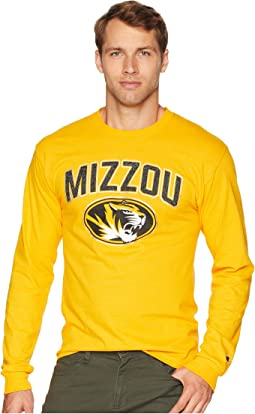 Missouri Tigers Long Sleeve Jersey Tee