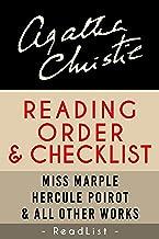 agatha christie poirot reading order