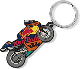 Red Bull KTM Moto Schlüsselanhänger, Mehrfarben Unisex One Size Schlüsselring, Red Bull KTM Factory Racing Original Bekleidung & Merchandise