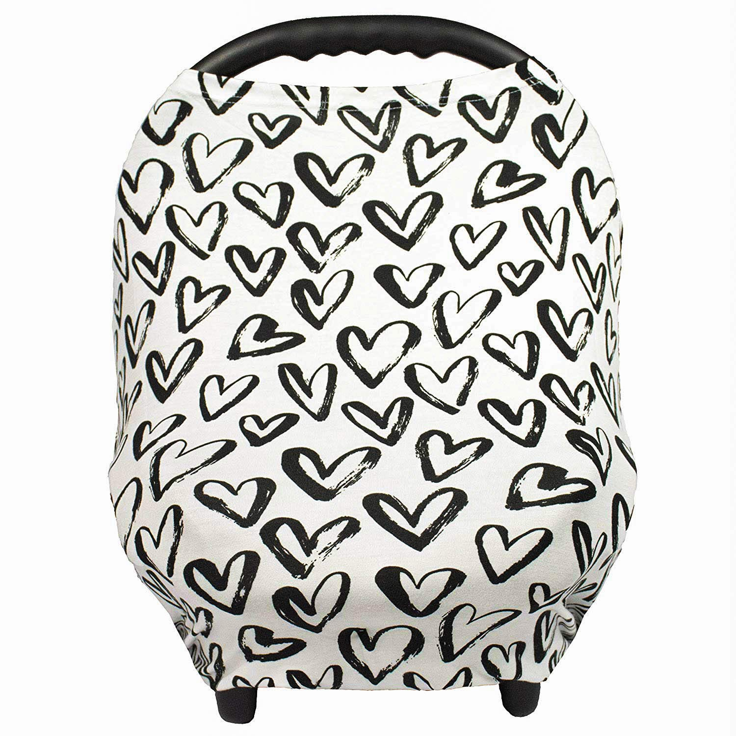 Gufix Infant Dealing full price reduction Car Seat Shipping included Cover The Nursing Sea Stretchy Scarf