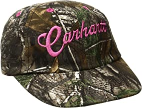 girls in camo hats