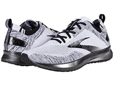 Brooks Levitate 4 (White/Black) Men